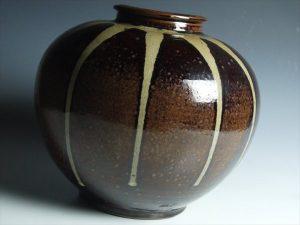 小石原焼-太田熊雄-花瓶