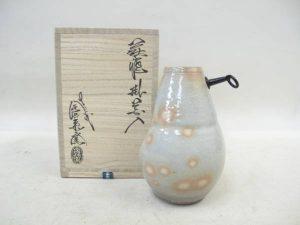 十三代田原陶兵衛の花器