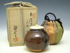 加藤唐三郎の古瀬戸茶入