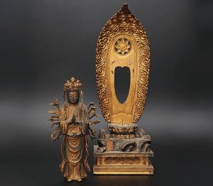 仏教美術品