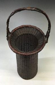 岩尾豊南の竹花籠
