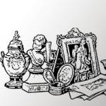 骨董品の種類
