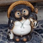信楽焼の【狸の置物】はなぜ滋賀県に多いのか?