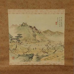 矢野橋村 「浅春」 商品画像