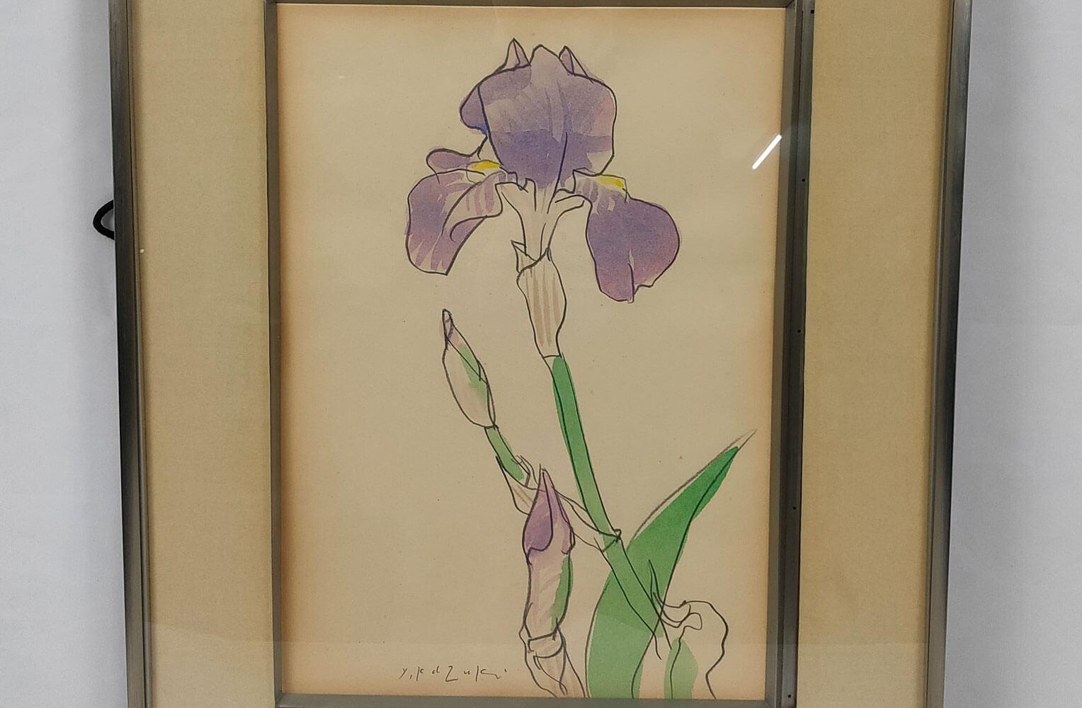 香月泰男 「一八」絵画 商品画像