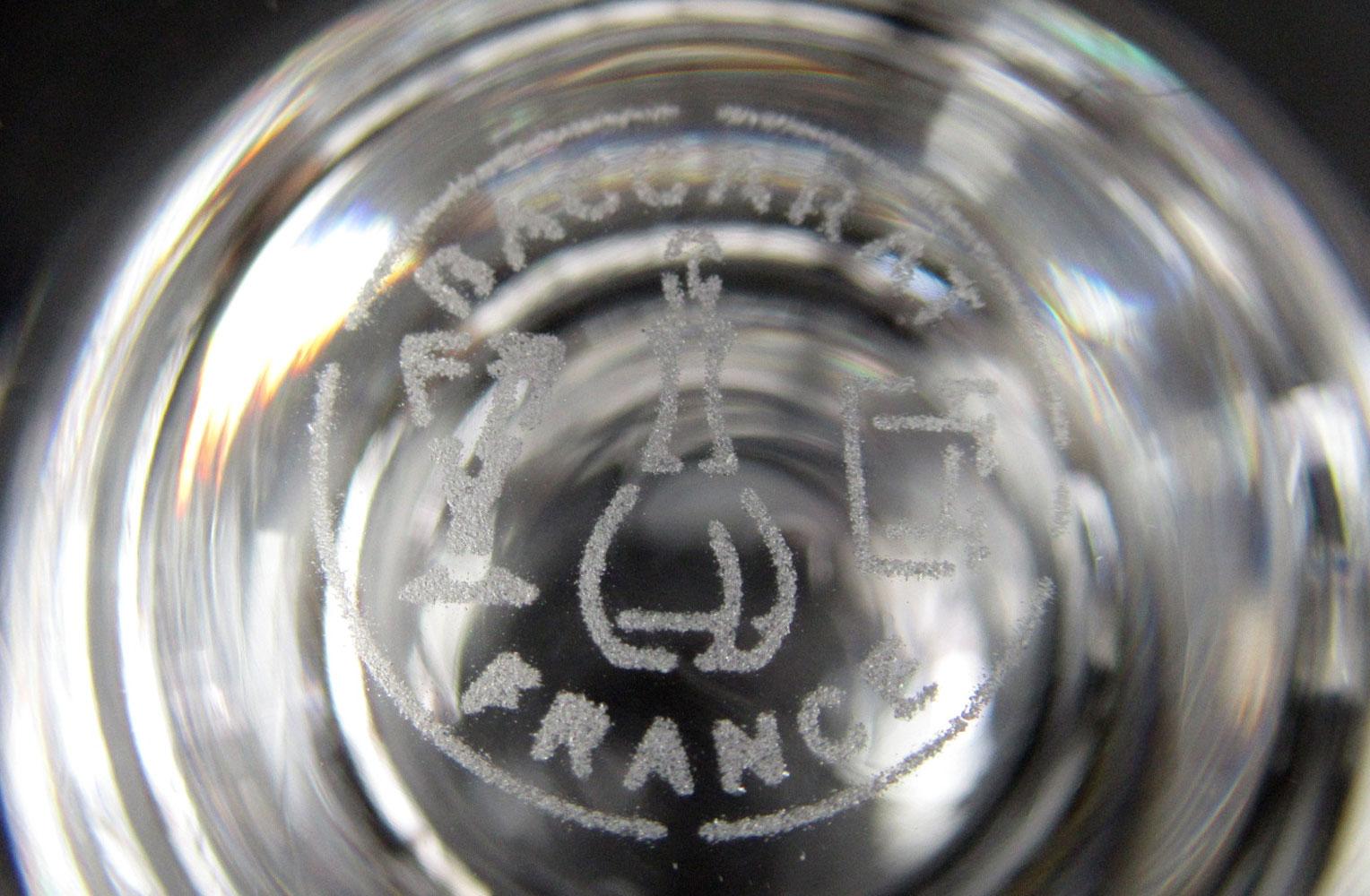 バカラ ローハン シャンパンフルート 商品アップ画像