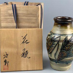 金城次郎「花瓶」商品画像