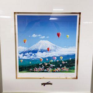 ヒロ・ヤマガタ【MT.FUJI SUMMER 日本のエッセンス 夏の富士】商品画像