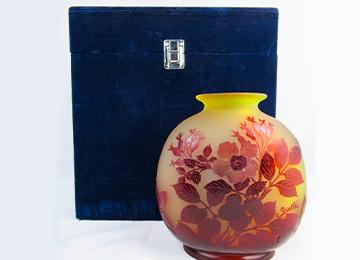 エミール・ガレ 花瓶