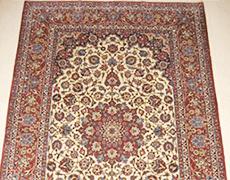 ペルシャ絨毯 イスファハン産 オールド