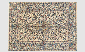 ペルシャ絨毯 カシャーン産