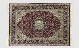 ペルシャ絨毯 マラゲ産