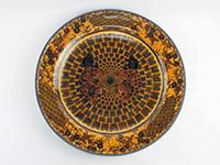 浅蔵五十吉 飾り皿