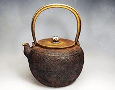 金谷五郎三郎 鉄瓶