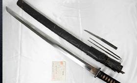 軍刀/日本刀