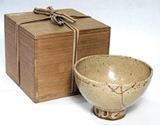 呉器茶碗(高麗茶碗)