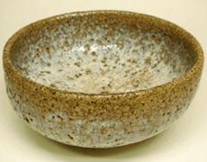 唐津焼 斑唐津茶碗