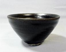 中国骨董天目茶碗