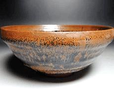 人間国宝「石黒宗麿」茶碗