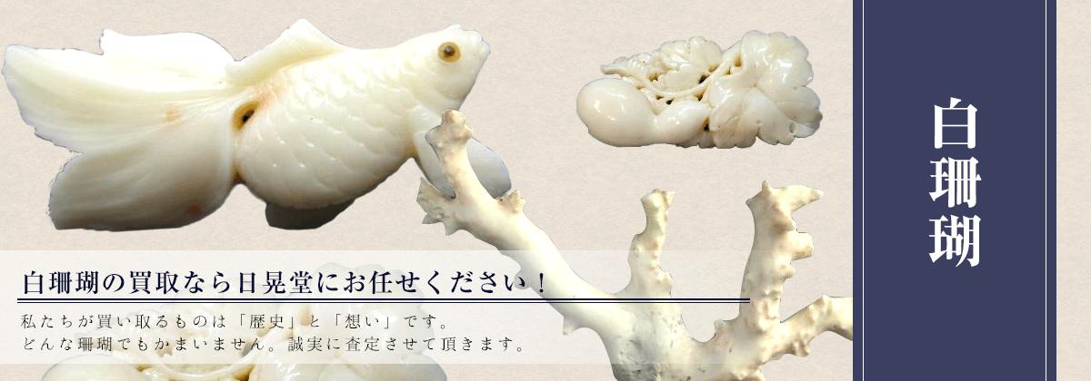 白珊瑚買取
