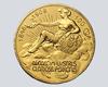 雲上の女神 100コロナ金貨