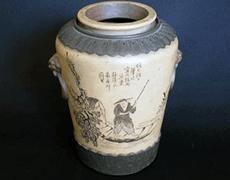 清代 大壺