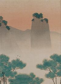 菱田春草絵画