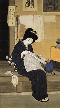 伊藤小坡絵画