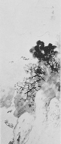 川合玉堂絵画