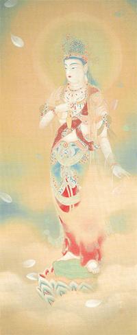 木村武山絵画