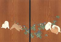 円山応挙絵画