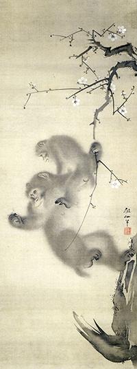 森狙仙絵画