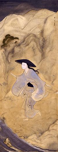 村上華岳絵画