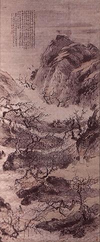 田能村竹田絵画