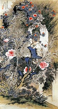 田能村直入絵画
