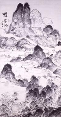 浦上玉堂絵画
