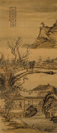 渡辺崋山絵画