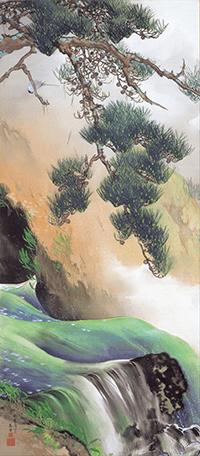 山本春挙絵画