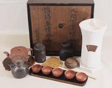 唐物 煎茶道具一式