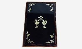 会津塗硯箱