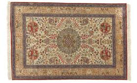 マラゲ産 ペルシャ絨毯