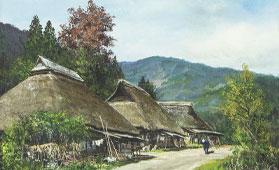 林喜市郎「広島熊野町」