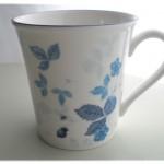 ウェッジウッド  ストロベリーブルー マグカップ