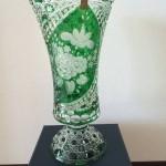マイセンクリスタル 花瓶