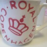 ロイヤルコペンハーゲン ニューシグネチャー ペアマグカップ