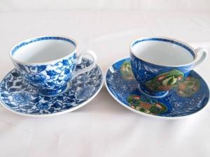 源右衛門窯のコーヒーカップ