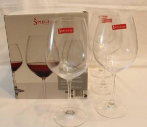 シュピゲラウのワイングラス