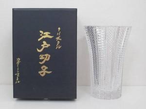 カガミクリスタルの花瓶