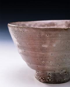 西岡小十の唐津井戸茶碗
