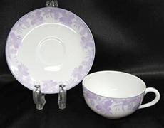 オールドノリタケ(東洋陶器会社) カップ&ソーサー